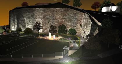 Park rekreacyjno - sportowy na Krzemionkach