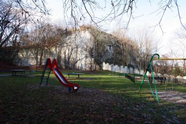Park pod św. Benedyktem w Miejskim Programie Rewitalizacji Krakowa