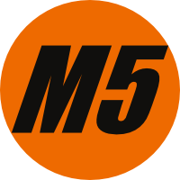 Logo: M5 Michał Piątek